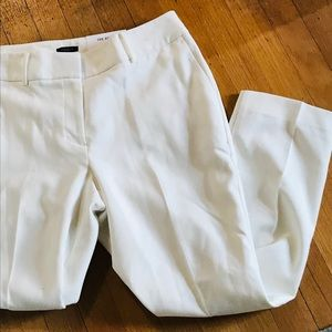Ann Taylor Straight Ankle Pants
